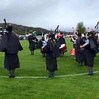 Pipe Band - Gourock