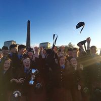 OHS Pipe Band - 2nd in the World Championships!