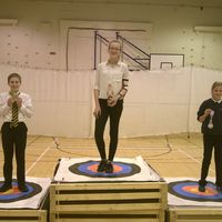 Christmas Archery Competition